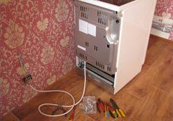 Подключение электроплиты. Славгородские электрики.