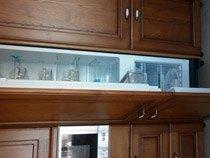 монтаж и подключение встраиваемого холодильника